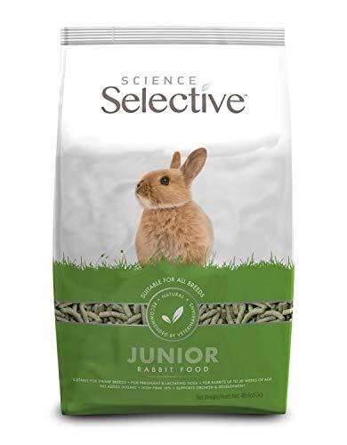 SCIENCE Selective Supreme Junior Rabbit Food 4lb