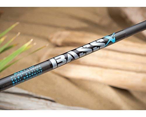 St Croix Bass X Casting Fishing Rod, BXC66MF