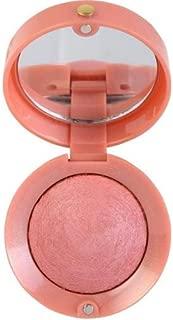 Bourjois Little Round Pot Blush 2.5g Ultra-fine pressed powder 95 Rose De Jaspe