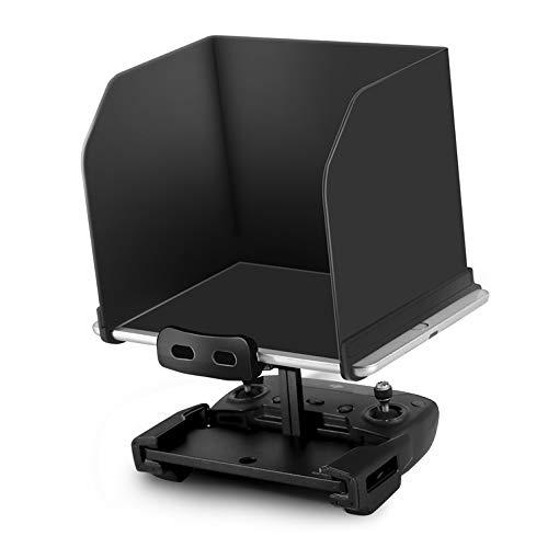 HeiyRC Remote Control Tablet Sun Shade,Folding Sun Hood for DJI Mavic Pro,Mavic Mini 1 Air 2,Mavic 2 Pro Zoom,Spark,Phantom 3 4 Pro Advanded Drone for iPad Air