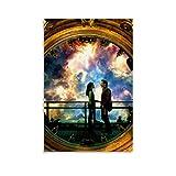 Guardians of the Galaxy Filmposter Gemälde wasserdicht
