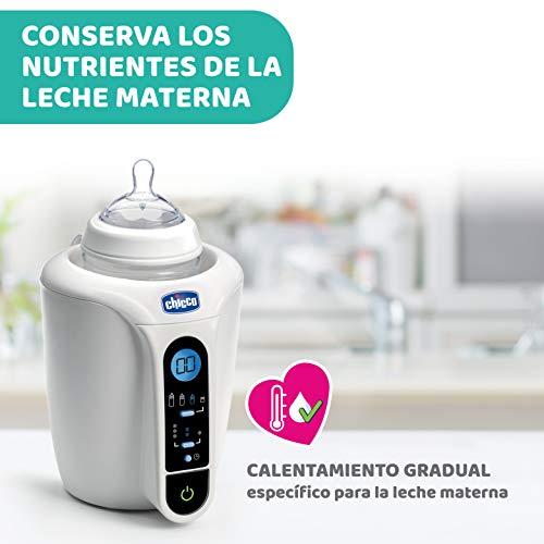 Chicco Calienta Biberones Digital, Calentador de...