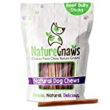Best Bully Sticks - Nature Gnaws Small Bully Sticks for Dogs Review