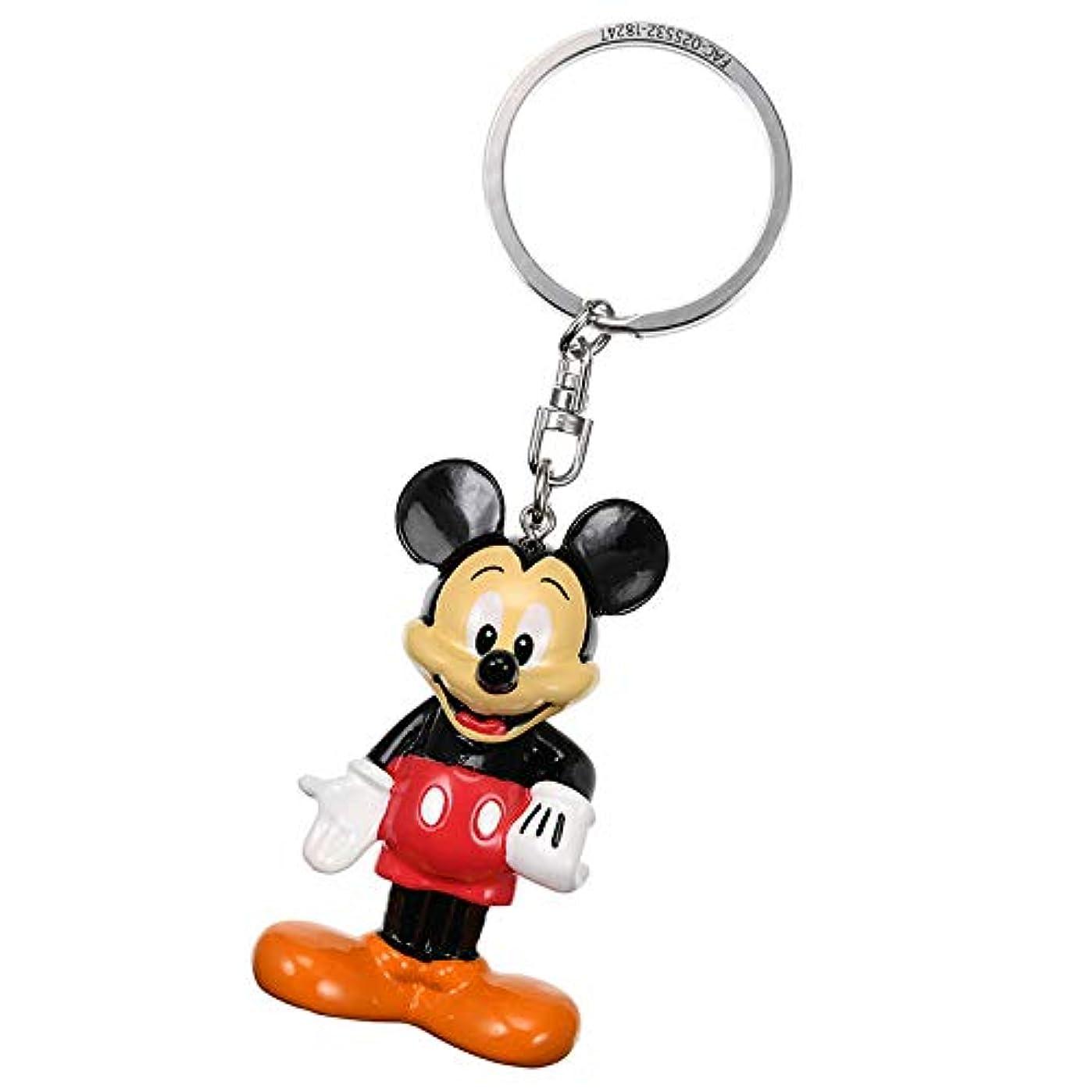 特性専門家主ディズニーストア(公式)キーホルダー?キーチェーン ミッキー Mickey Mouse 90th Vintage