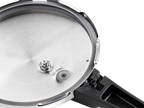 Monix Quick - Olla a Presión Rápida de 6 Litros, Tamaño 22 cm (Braisogona_M560002)