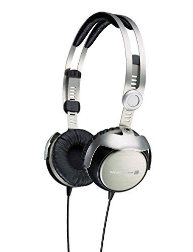 beyerdynamic T51i Portable Headphone Silver/Black