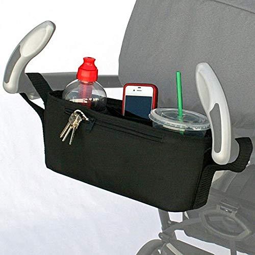 PLMOKN Baby Cup Holder Multifunktionale Aufbewahrungstasche Kinderwagen Flaschenhalter zum Füttern der Flasche Baby Buggy Fahrrad Rollstuhl Kinderwagen Mom Drink Bags