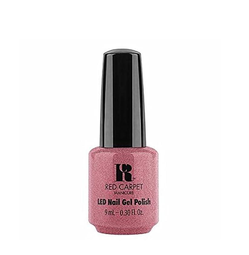 成長するフォアタイプ可塑性Red Carpet Manicure LED Gel Polish - Buttoned Up Babe - 9 ml/0.30 oz