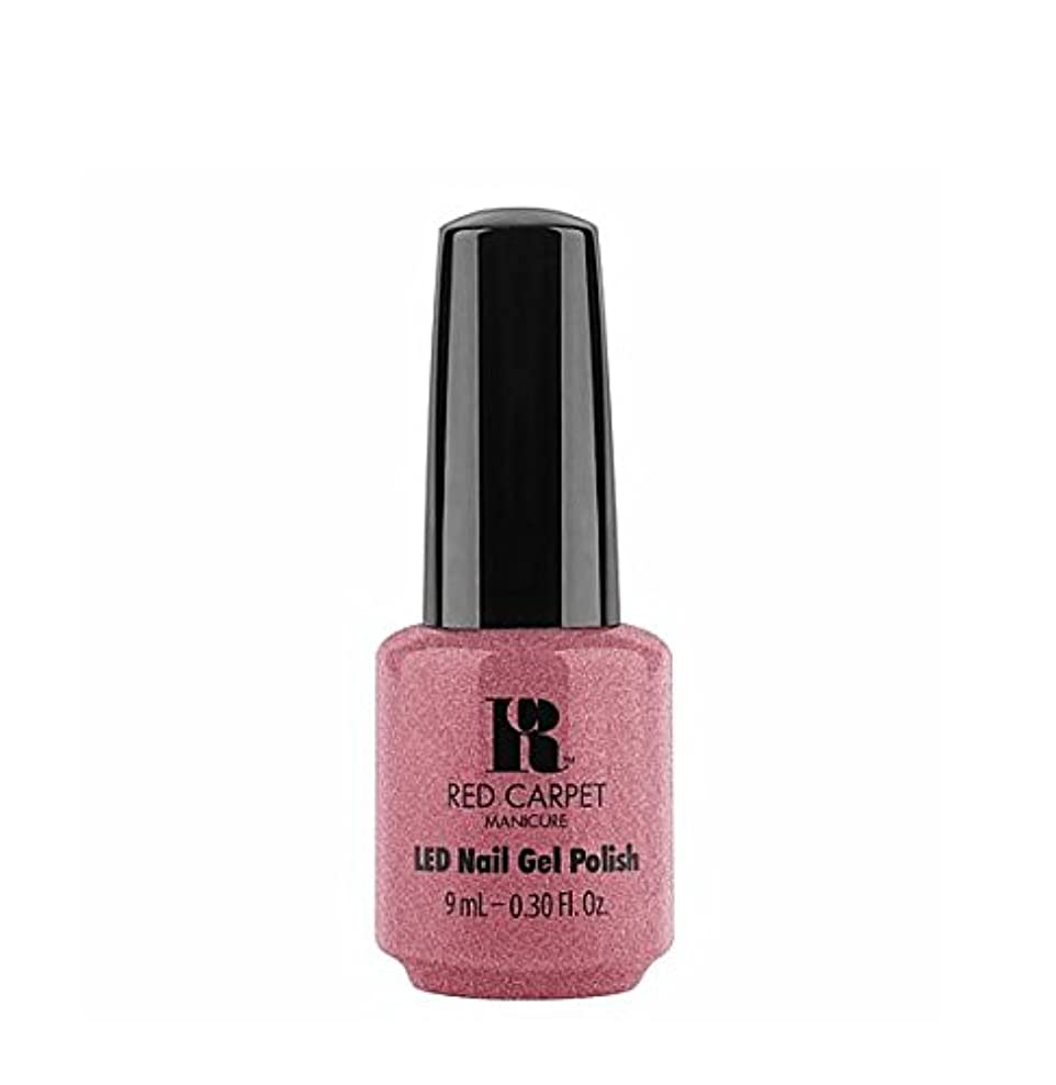 ピックでもこどもの日Red Carpet Manicure LED Gel Polish - Buttoned Up Babe - 9 ml/0.30 oz