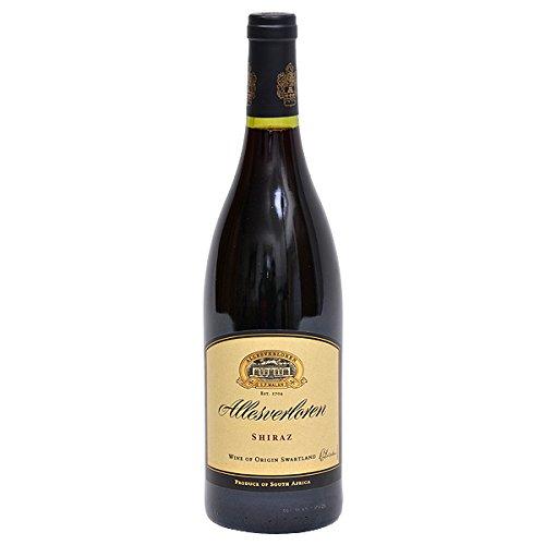 Allesverloren Wine Estate Shiraz 0,75l