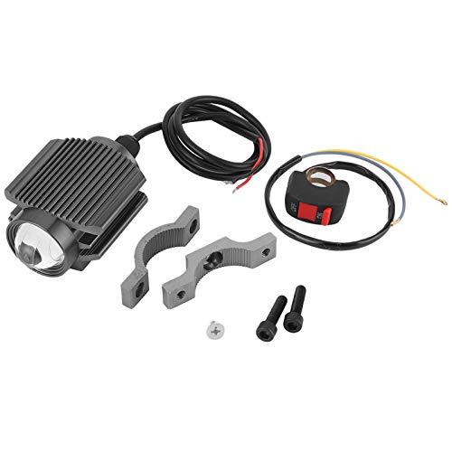 Fydun Luz de niebla de la motocicleta 12V 20W Lámpara de funcionamiento para motocicleta/motocross/todoterreno