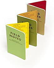 product image for Field Notes Shenandoah Special Edition Graph Memo Books, 3-Pack (3.5x5.5-Inch) Fall 2015