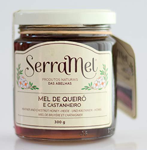 SerraMel® Erika-Kastanien Honig 300g Glas