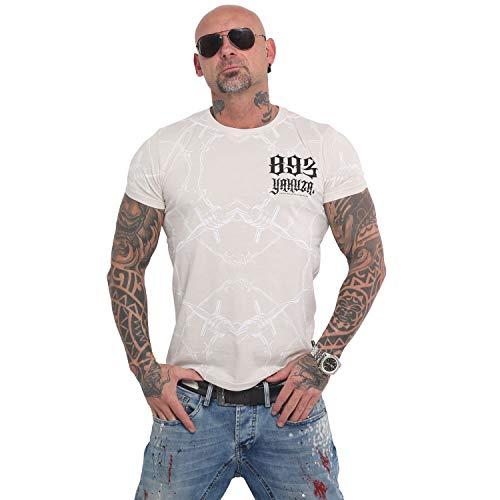 Yakuza Herren Barbwire T-Shirt