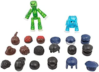 Zing Stikbot Action Pack Action Figure
