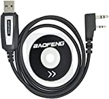 PC03 FTDI Genuine USB Programming Cable for BTECH, BaoFeng, Kenwood, and AnyTone Radio by Master Cables