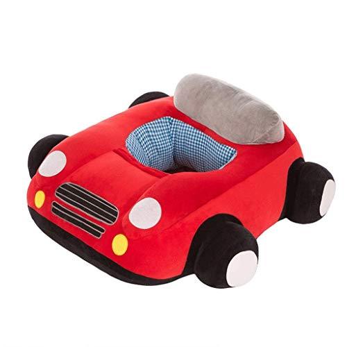 WJTMY Musik und Beleuchtung Bequemes Auto-Baby-Säuglingskleinkind-Kinder, weiche Baby-Support-Sitzstuhl, beweglicher Stuhl speist Unterstützung für (Color : B)