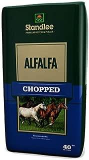 Standlee Hay Company Premium Alfalfa Chopped, 40 lb
