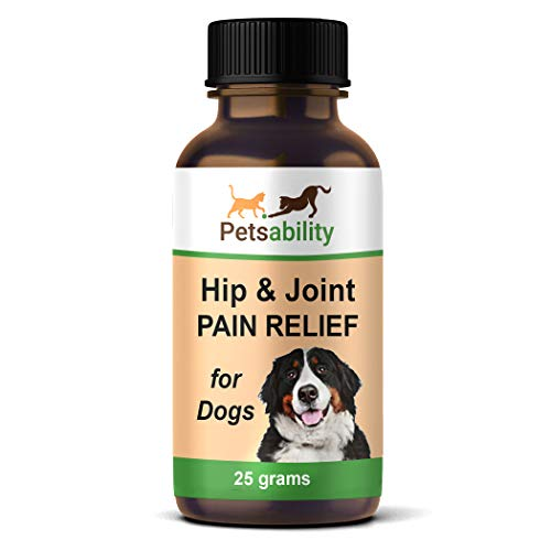 Dog Hip and Joint Support Supplement - All Natural Pain Relief and Effective Anti-Inflammatory Relieves Chronic Arthritis Pain and Improves Mobility with no Side-Effects (450 Pills)