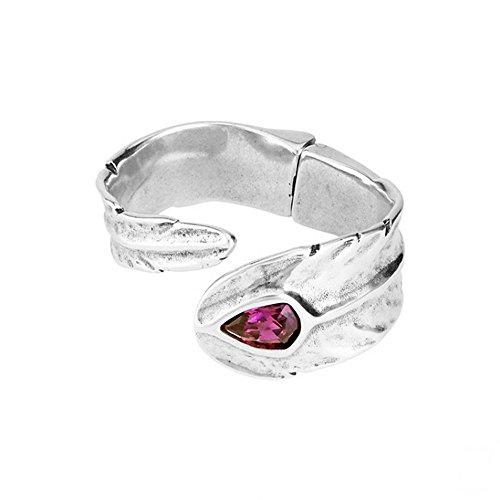 Uno de 50 dames armbanden verzilverd PUL1781MORMTL0M