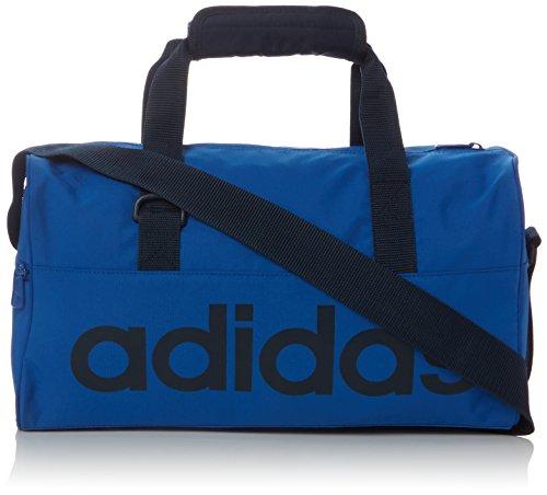 Adidas Lin Per Tb L Borsa Sportiva, Blu (Blu/Blu/Maruni), L