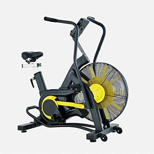 ZHENG Bicicletas Estáticas Equipo de Ejercicio Comercial Multifuncional para Interiores