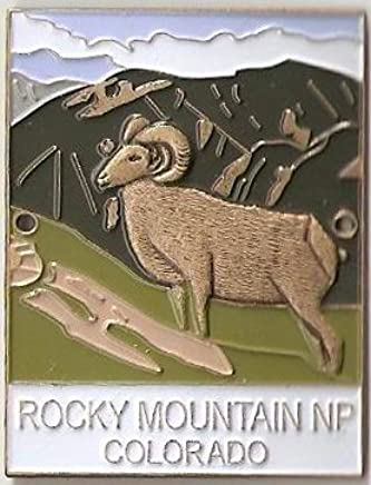 8d722b48393 Amazon.com   Rocky Mountain National Park - Big Horn Sheep - Hiking Stick  Medallion   Other Products   Everything Else