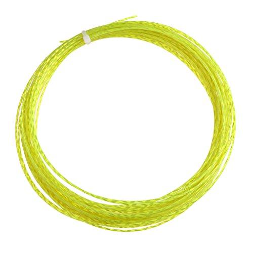Toygogo Bobina per Corde da Tennis di Ricambio per Corde da Badminton Portatile da 39 Piedi - Uso A Lungo Termine, Che Offre Prestazioni Eccezionali -