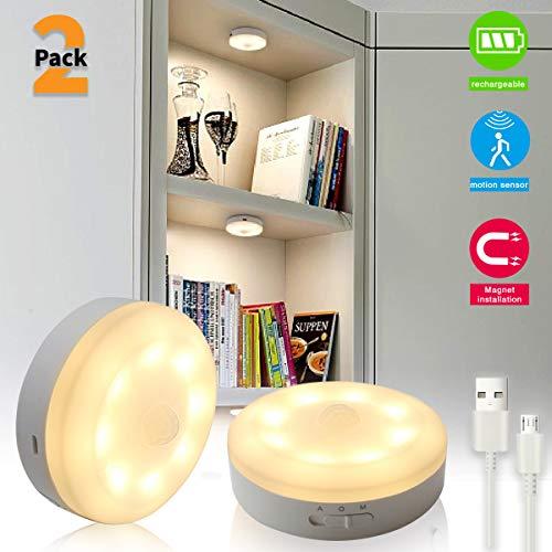 Bason Puck Motion Sensor Lights