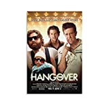 BUKPO Vintage Movie Posters The Hangover Poster Dekorative
