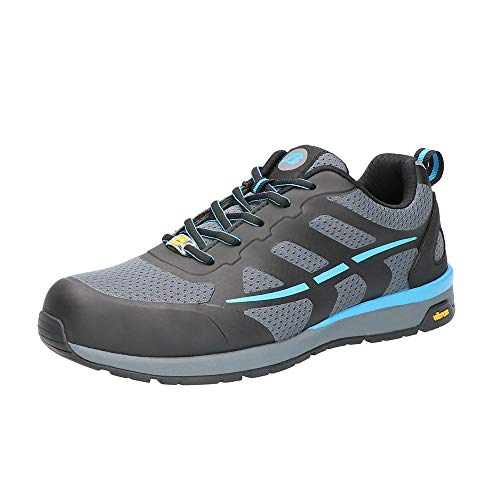 Bata - Radiance - Energy - Corte bajo - S3 - Zapato de seguridad - Zapatillas - Peso ligero - Sistema de energía de movimiento 3B - Punta compuesta - Zapato de trabajo 🔥