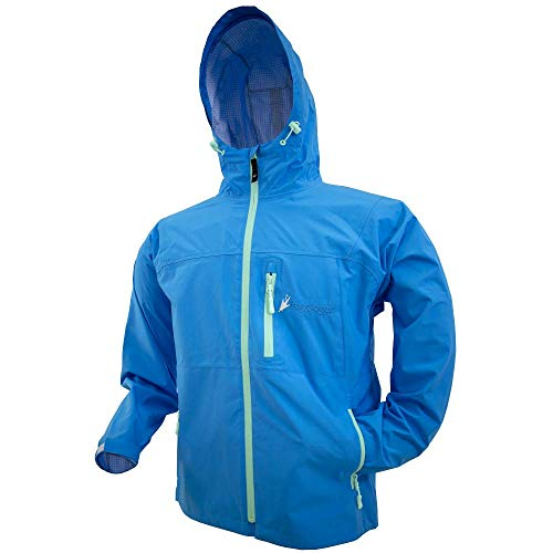 FROGG TOGGS Women's Standard Java Toadz 2.5 Waterproof Rain Jacket, X-Large