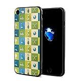 ゴルフのアイコン IPhone7ケース Iphone8 ケース アイフォン7/8 TPU 傷防止 ソフト スリム軽量……