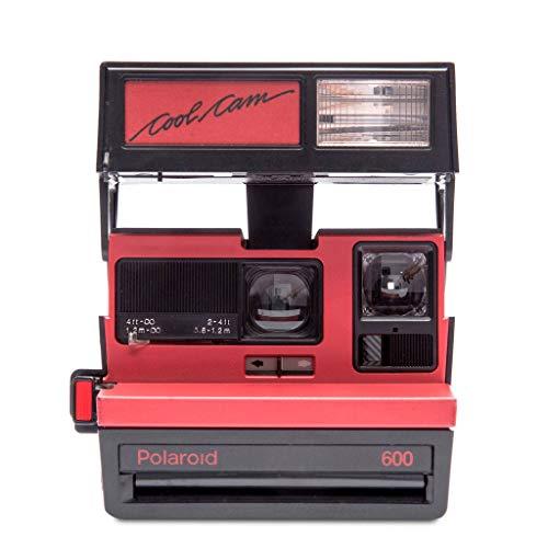 Polaroid Originals 4713 - Cámara 600 con diseño Cool CAM, Color Rojo