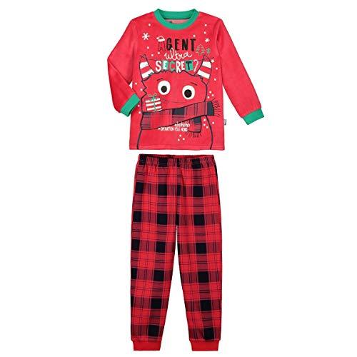 Petit Béguin - Pyjama garçon manches longues Ultra Secret - Taille - 6/8 ans