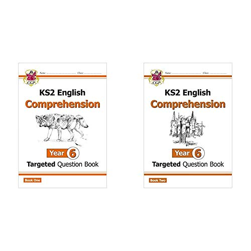 KS2 English Targeted Question Book: Year 6 Comprehension - Book 1 & 2 Bundle