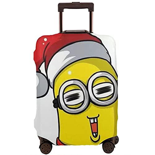 Min_Ions - Copribagagli da viaggio per viaggi di Natale da 25 a 28 pollici