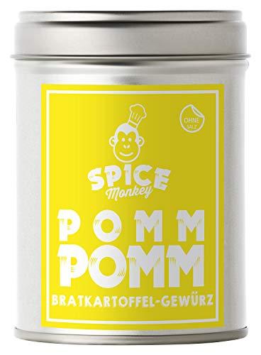 Bratkartoffel-Gewürz (80 g), Schmeckt wie bei Muttern, in Aromaschutzdose, ohne Salz, ohne Zusatzstoffe