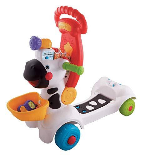 VTech Baby - Trottino Mon Zèbre Rigolo - Version FR