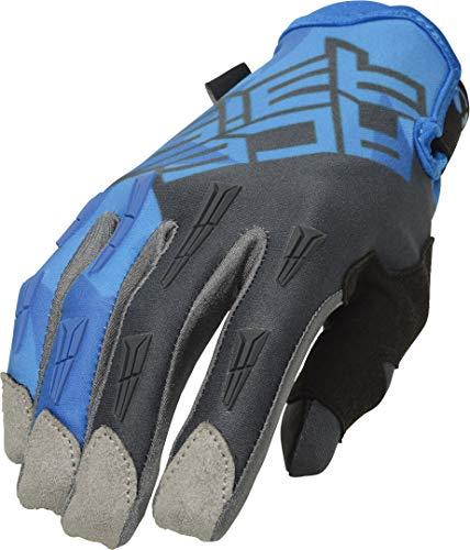 Acerbis MX X-H Guantes de moto Azul/Gris S