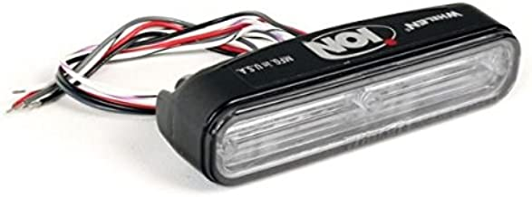 Amazon.com: Whelen ION DUO Linear LED Lighthead - Red/Blue: Automotive | Whelen Linear Strobe Wiring Diagram |  | Amazon.com