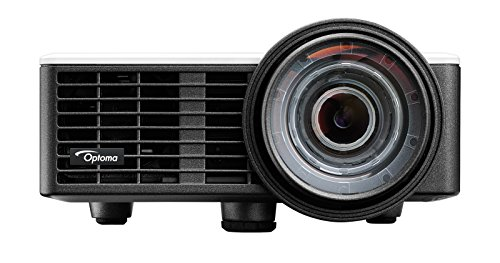 Optoma ML750ST Ultra-Compact 700 Lumen WXGA Short Throw LED Projector with MHL Enabled HDMI Port