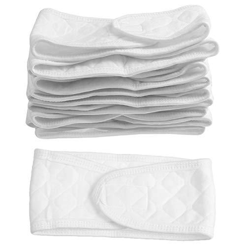 EXCEART 10 Unidades de Cinta de Cordón Umbilical para Bebés Cinta para Ombligo Cinturón Abdominal para Bebés Recién Nacidos Niños Y Niñas