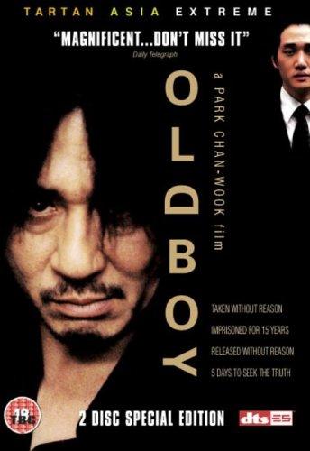 Old Boy [DVD] (18)