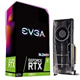 EVGA GeForce RTX 2080 Ti Graphic Card - 1.55 Ghz Boost Clock - 11 GB GDDR6 - Dual Slot Space Required