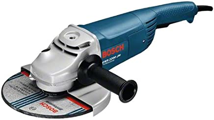 Bosch Home and Garden 0 601 93A 30F Amoladora angular 18 V Negro Azul