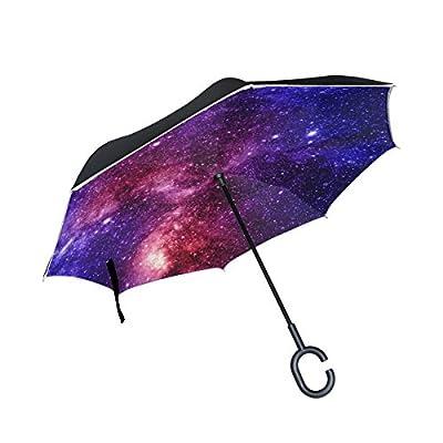 ISAOA Große Schirm Regenschirm
