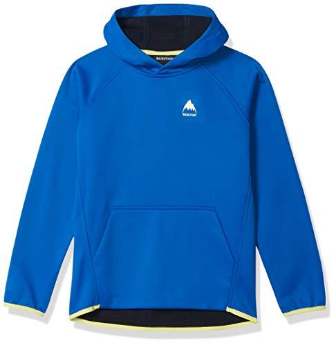Burton Kids Crown Weatherproof Pullover Fleece, Lapis Blue, X-Small