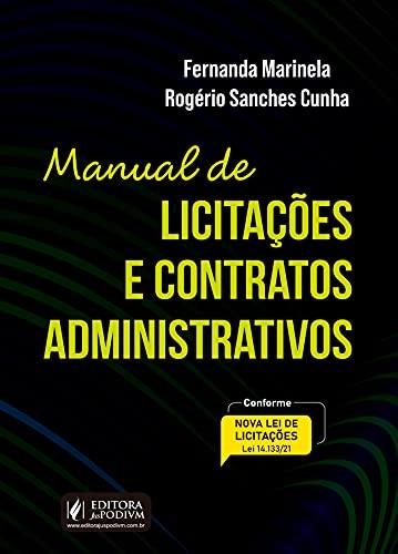 Manual De Licitacoes E Contratos Administrativos