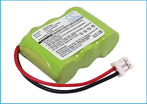210mAh Battery Replacement Compatible for Dogtra Receiver 282NCP, Receiver 300M, Receiver 302M